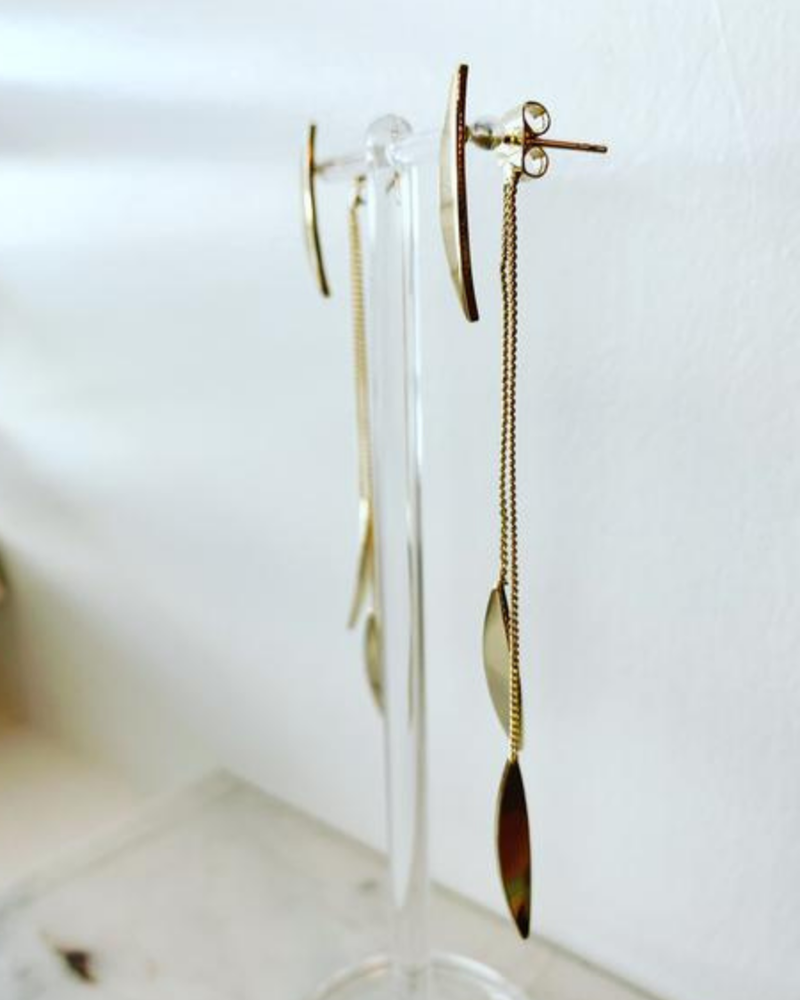 Must Have Must Have Must Get | Leaf Whisper Earring