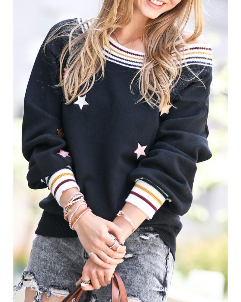 Mazik Mazik 'Reach For The Stars' Sweater