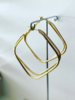 Must Have Must Have Brass Earrings | Boss Remix Hoop