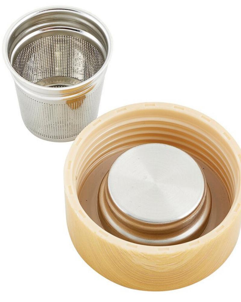 SB Design Studio SB Design Glass Tea Infuser   C'est La Tea