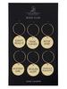 SB Design Studio SB Design Book Club Wine Charm Set