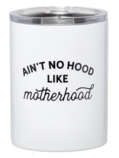 SB Design Studio Travel Tumbler | Ain't No Hood Like Motherhood