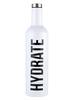 SB Design Studio SB Design Hydrate Stainless Steel Wine Bottle
