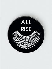 Chez Gagne 'All Rise Collar' Pin
