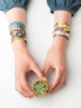 Scout Curated Wears Scout Good Karma Joy & Kindness Mulberry/Silver