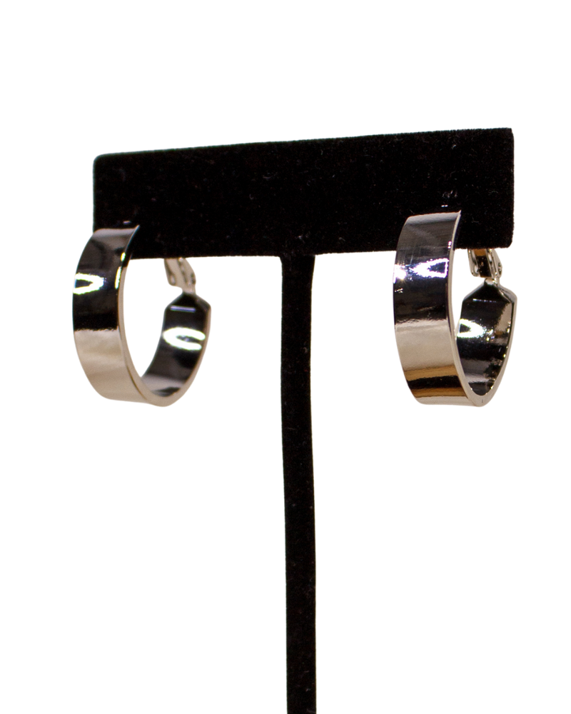Must Have Must Have Brass Earrings | Fully Wide Hoop