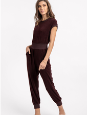 Bishop + Young 'Keep It Cozy' Jumpsuit