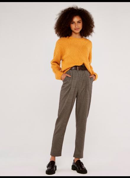 Apricot 'Yellow Diamond' Sweater