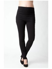 Ripe Black 'Suzie' Super Straight Pant