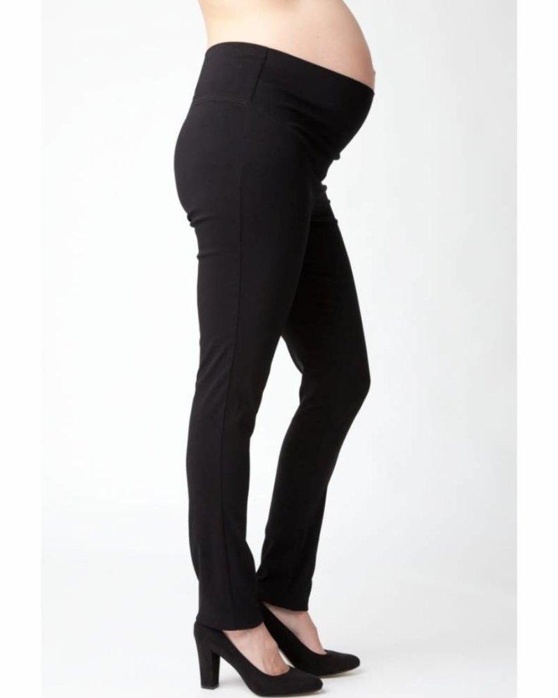 Ripe Ripe Maternity Black 'Suzie' Super Straight Pant