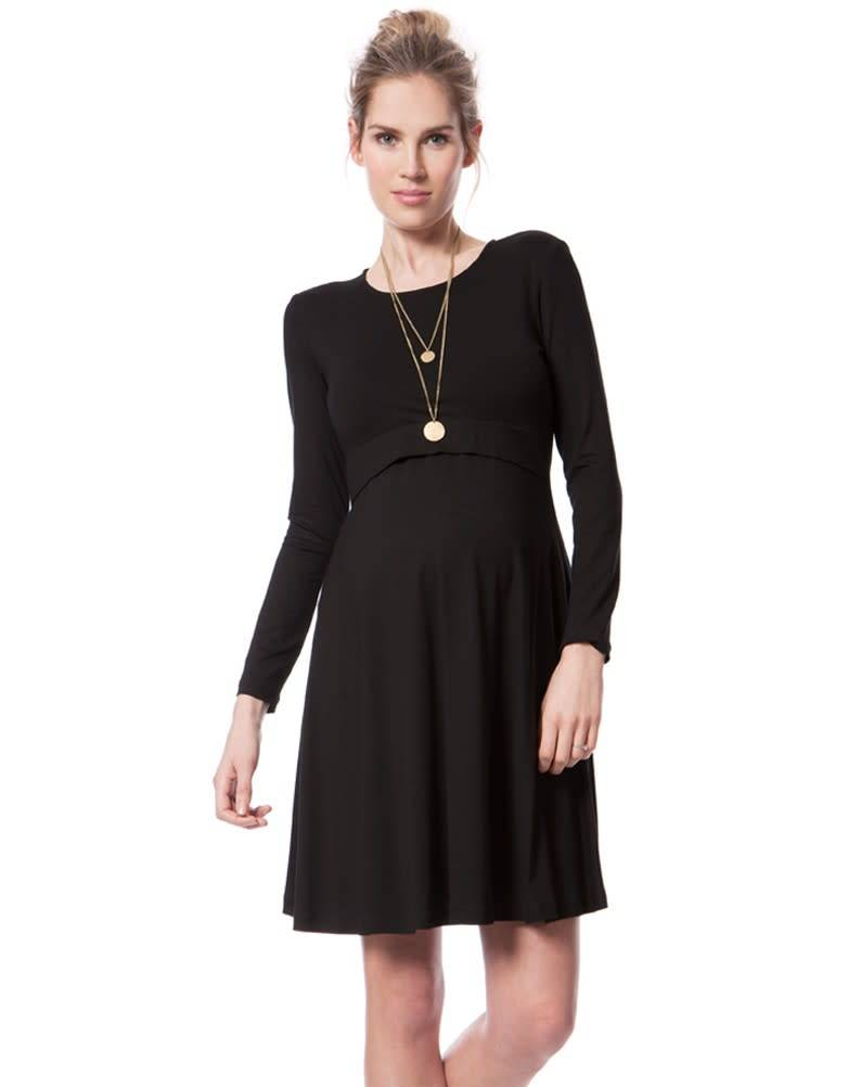 42225b5805d06 Seraphine Maternity Seraphine Maternity 'Zelda' A-Line Maternity/Nursing  Dress ...