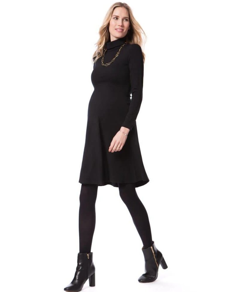 Seraphine Maternity Seraphine Maternity 'Vanessa' Roll Neck Dress (Size 6) **FINAL SALE**