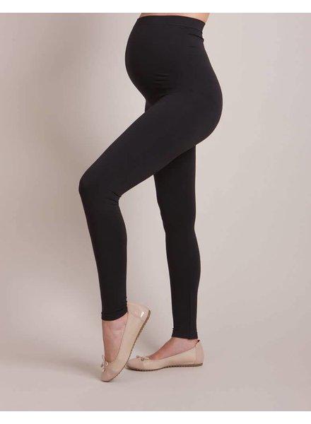 Seraphine Maternity Black 'Holi' Seamless Legging