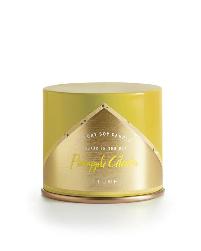Illume Candles Illume Candles Vanity Tin in Pineapple Cilantro