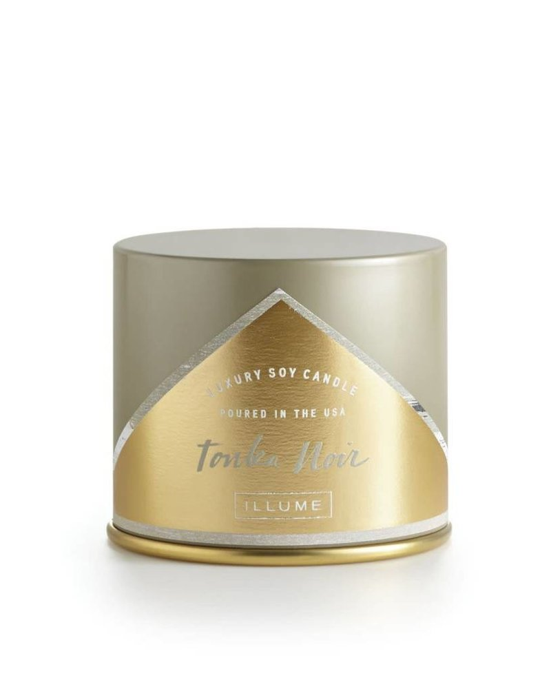 Illume Candles Illume Vanity Tin in Tonka Noir
