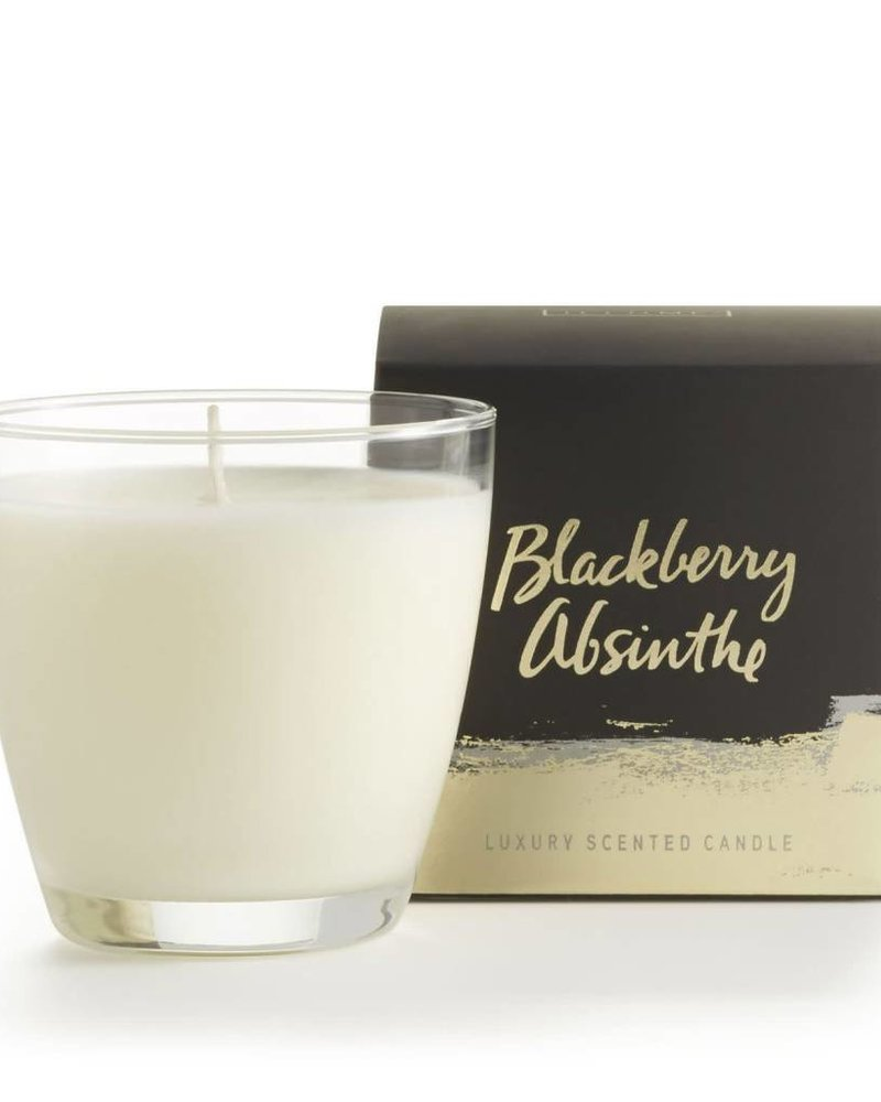 Illume Candles Illume Demi Boxed Glass in Blackberry Absinthe