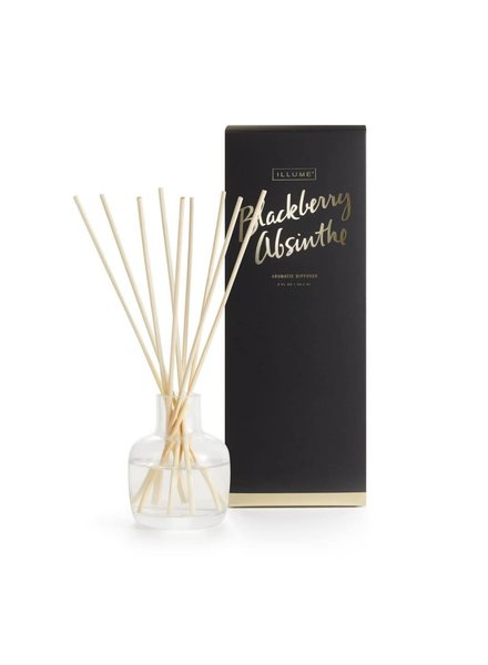 Illume Candles Blackberry Absinthe Aromatic Diffuser