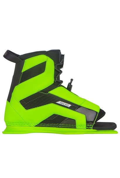VECTOR BOOT FRONT FEATHER FRAME SMALL VERDE '16