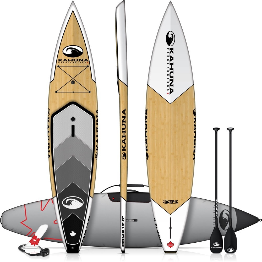 Epic COMP BAMBOO 12'6-1
