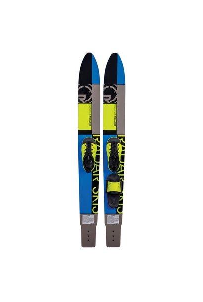 X-Caliber Combo w/ Cruise Binding Blue/Yellow