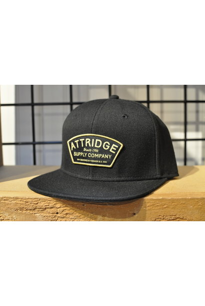 Attridge Speedometer Cap