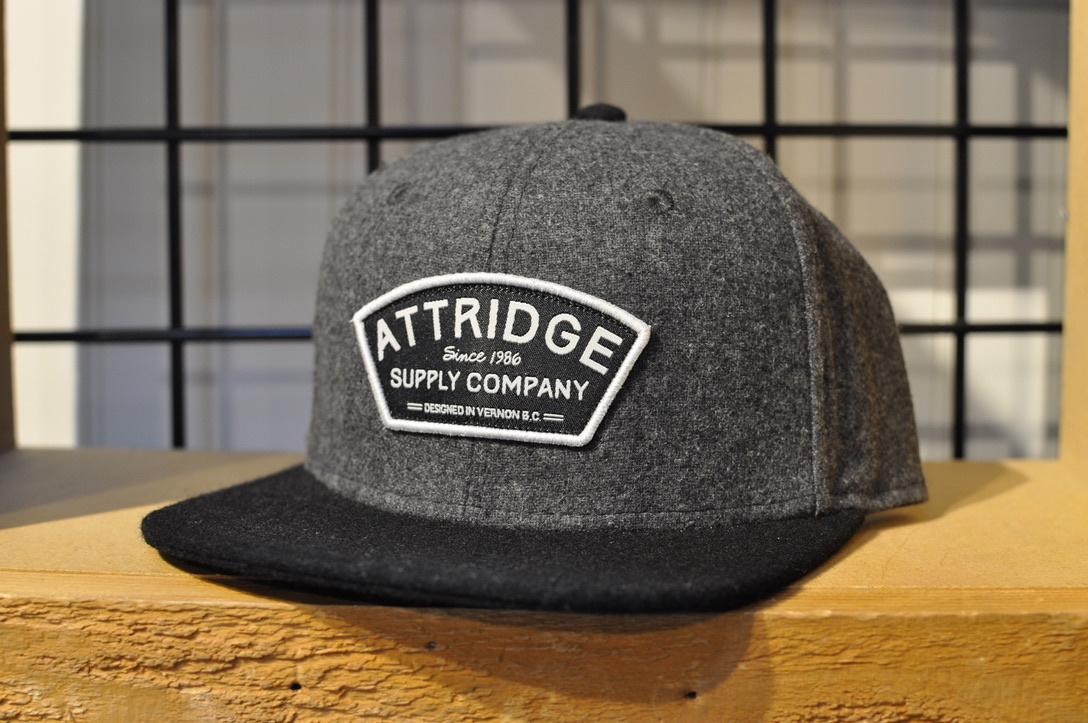 Attridge Speedometer Cap-3