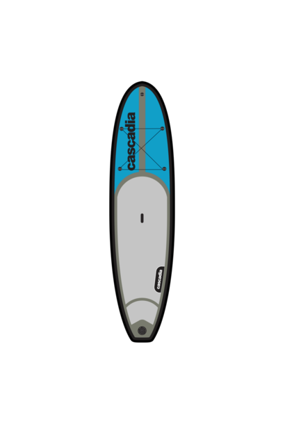 XR-4 11' Blue