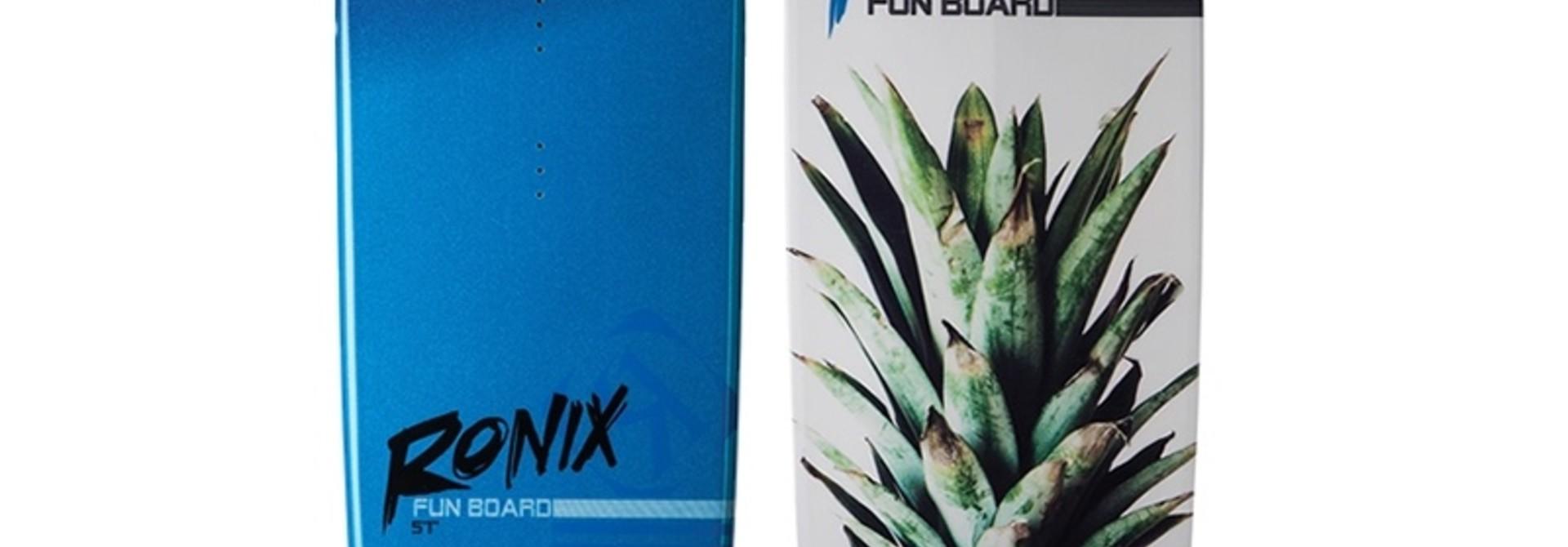 Fun Board - Metallic Blue - 5'1