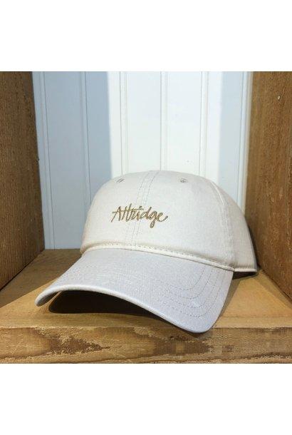 Attridge Script Dad Hat
