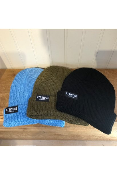 Attridge Supply Co Label Beanie
