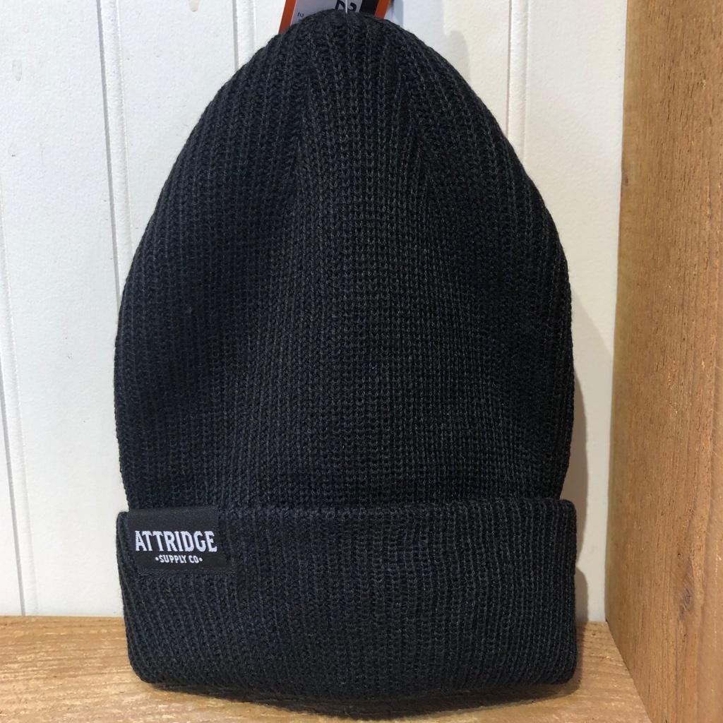 Attridge Supply Co Label Beanie-3