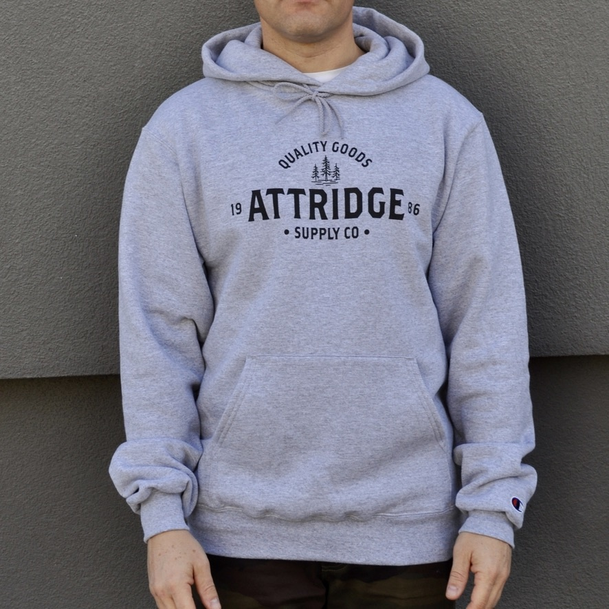 Attridge Supply Co Hoodie-1