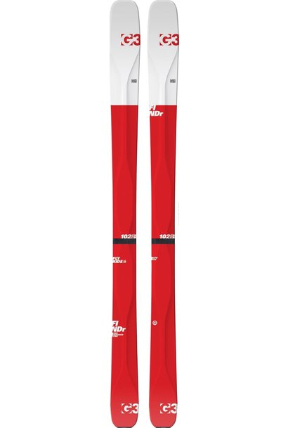 FINDr 102 Skis 2019