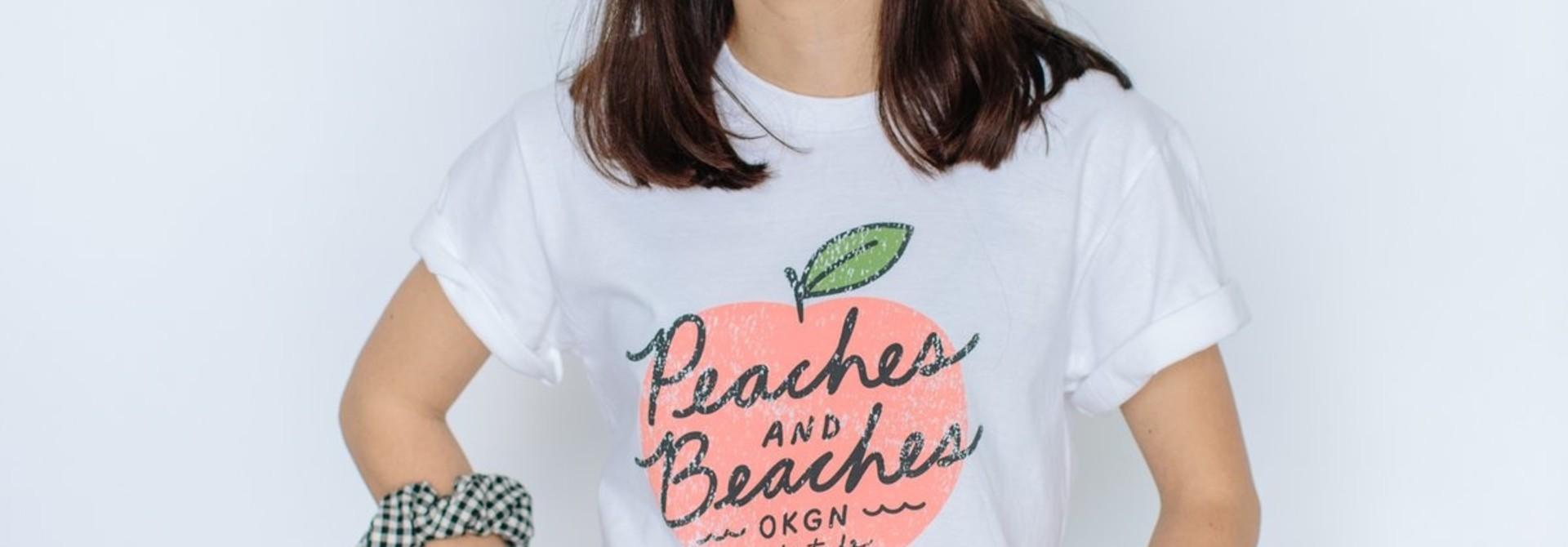 Peaches & Beaches T-Shirt
