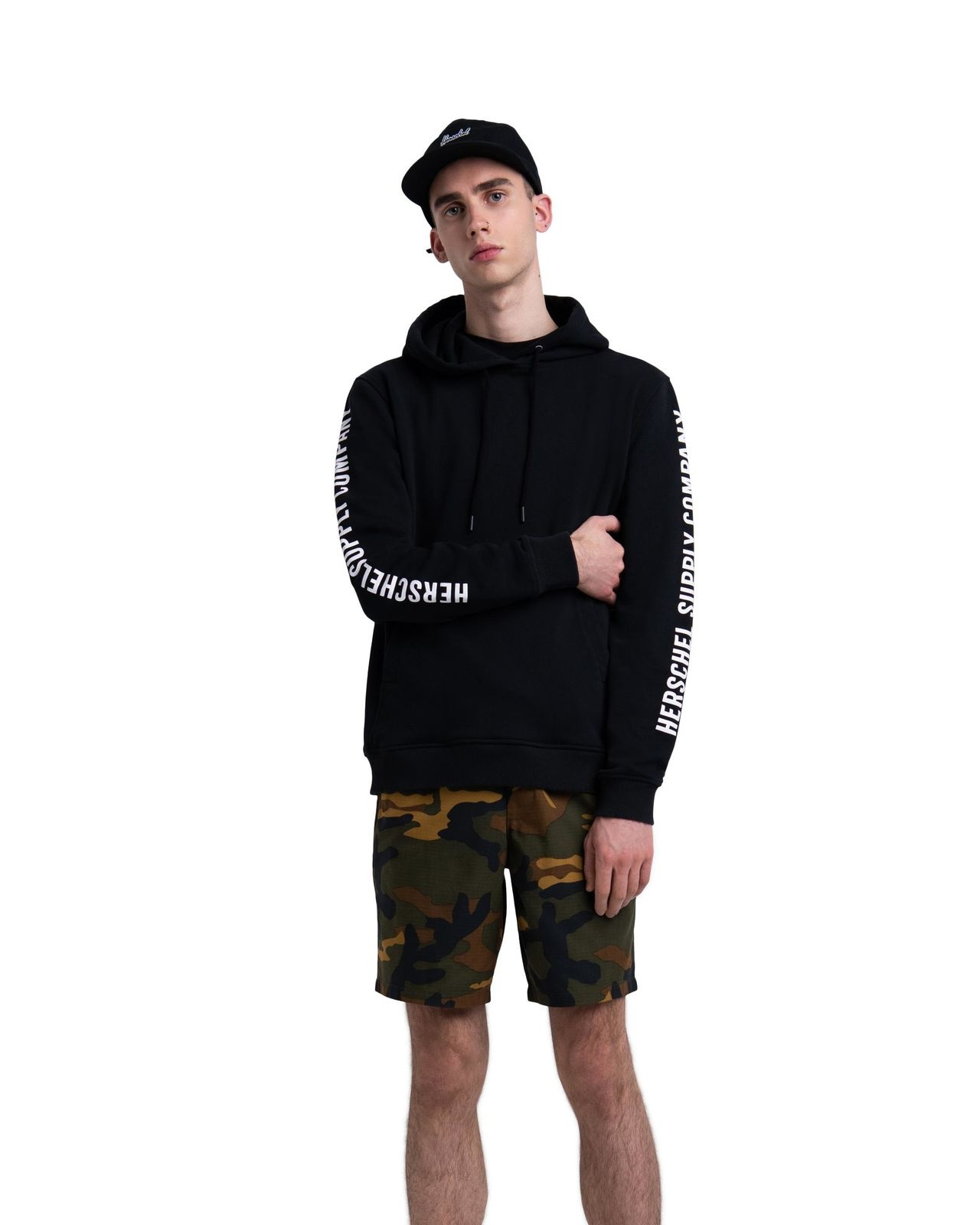 Men's Pullover Hoodie-2