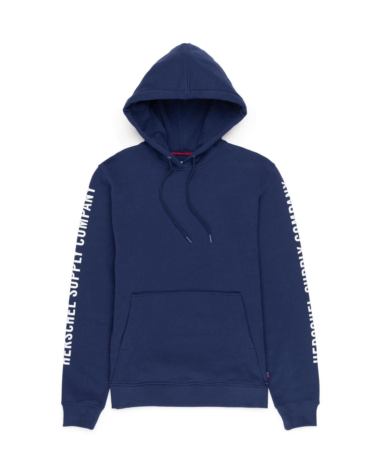 Men's Pullover Hoodie-4