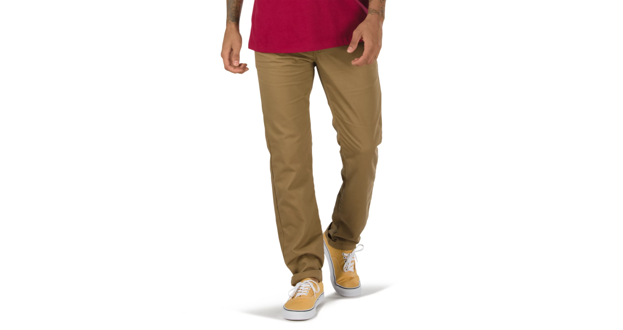 AUTHENTIC CHINO STRETCH-1