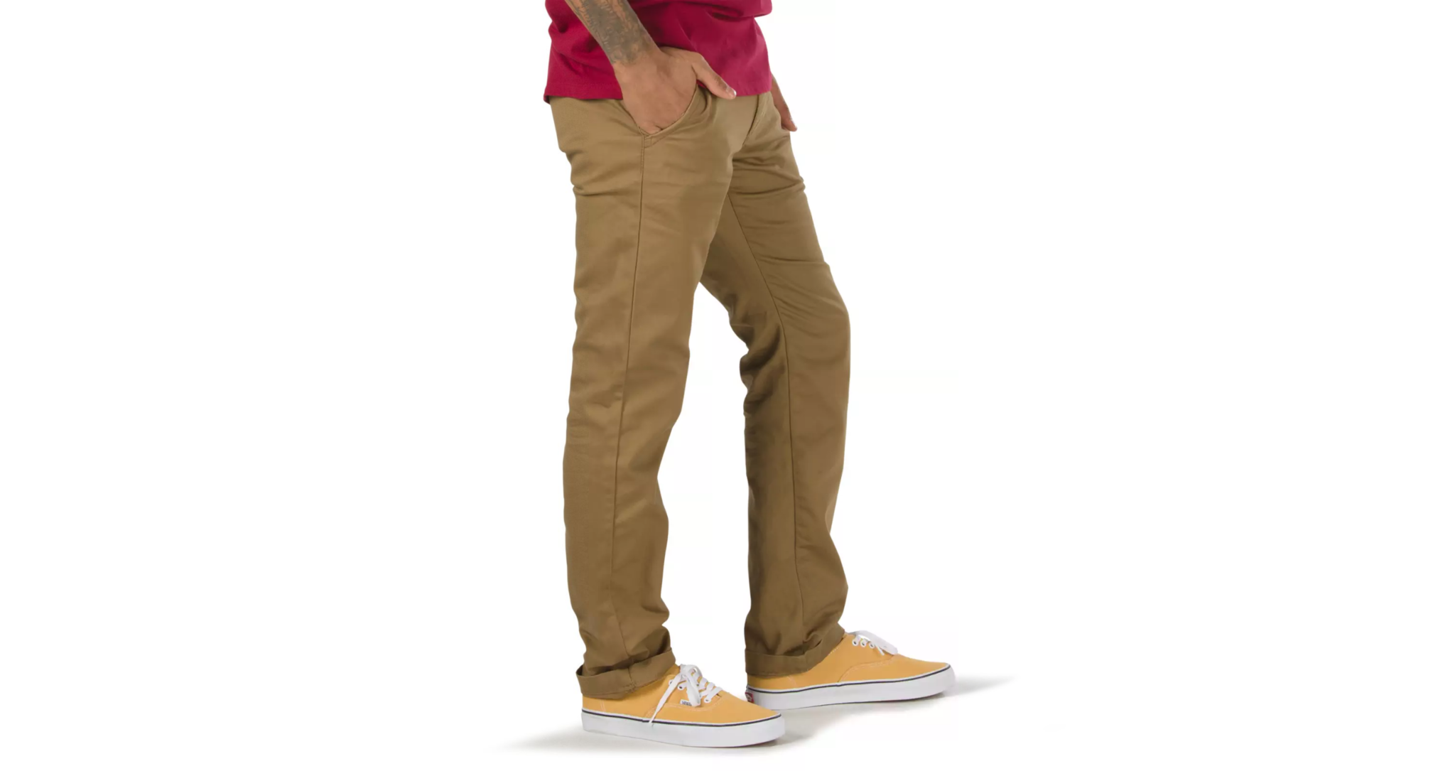 AUTHENTIC CHINO STRETCH-2