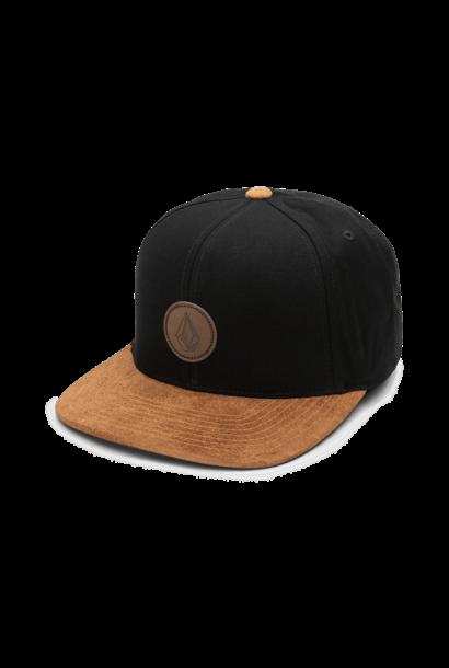 QUARTER FABRIC HAT