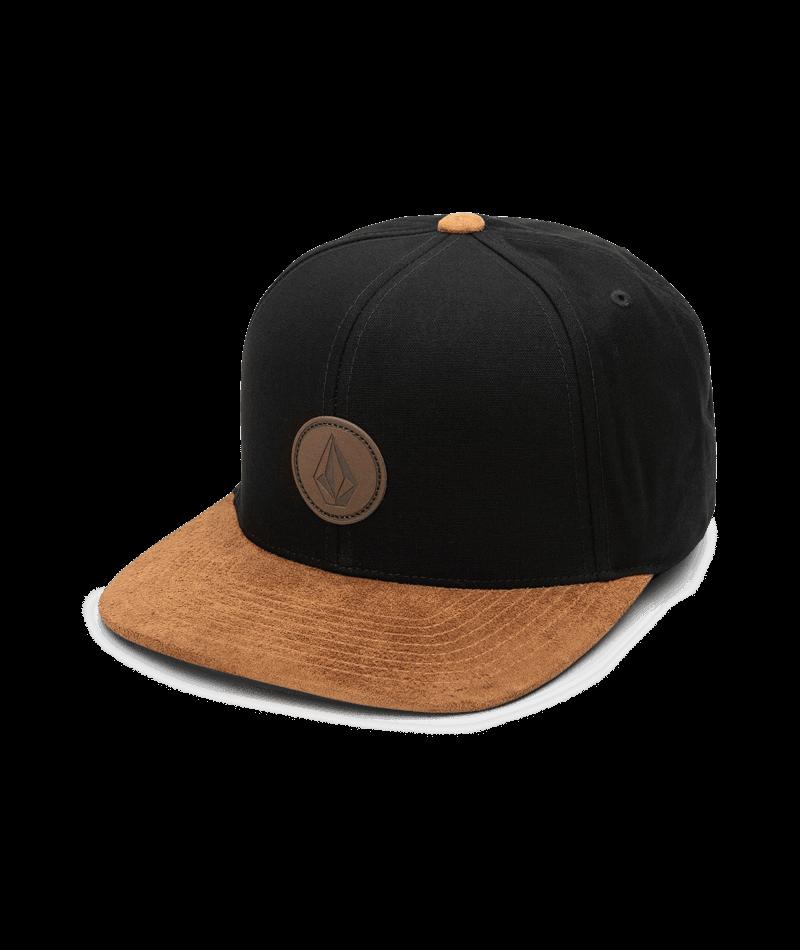 QUARTER FABRIC HAT-1