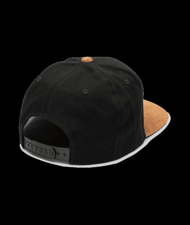 QUARTER FABRIC HAT-2