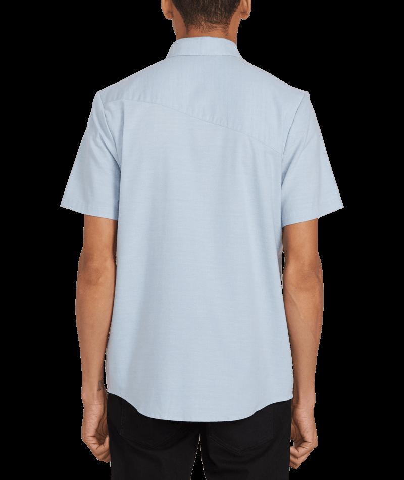 Everett Oxford Short Sleeve-4