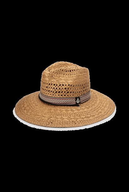 STONE TRAMP STRW HAT