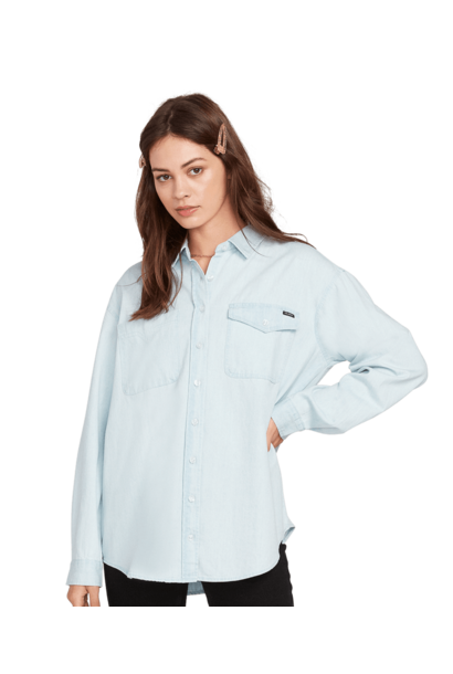 SUNDAY STRUT LONG SLEEVE SHIRT