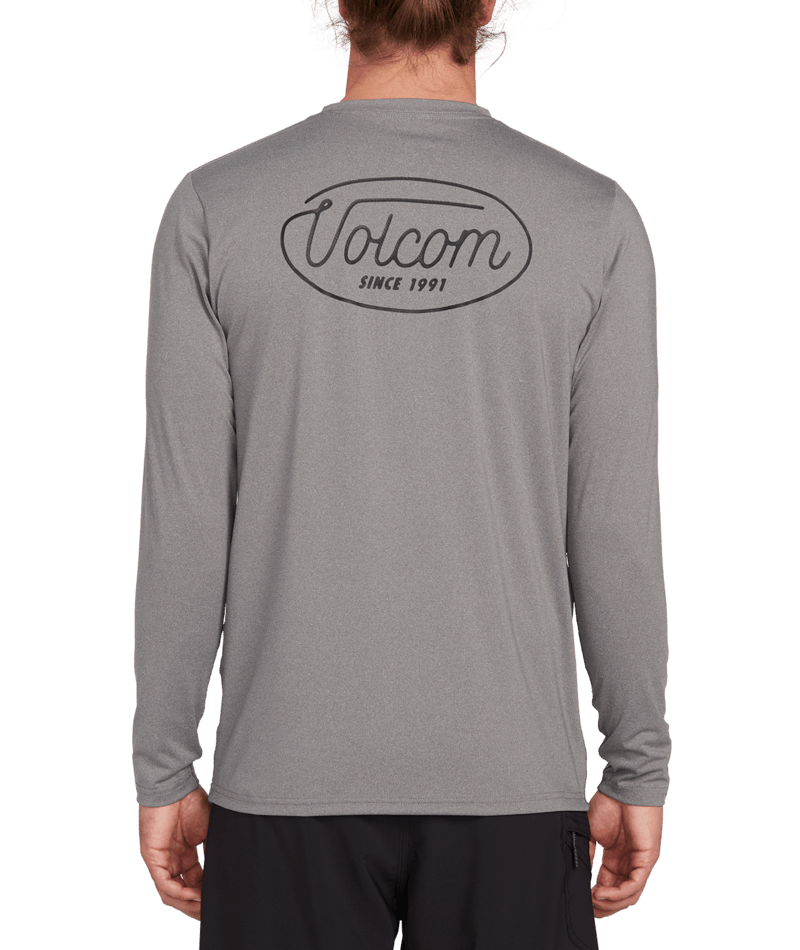 Lit Long Sleeve Upf 50 Rashguard-1