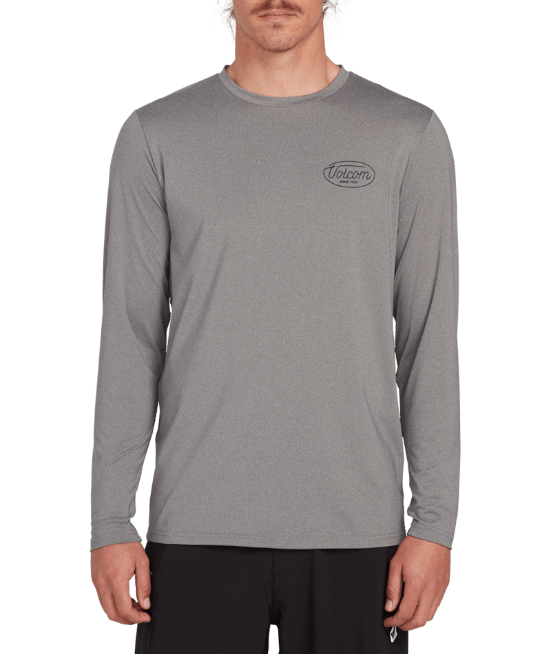 Lit Long Sleeve Upf 50 Rashguard-2