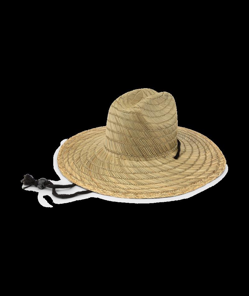 QUARTER STRAW HAT-2