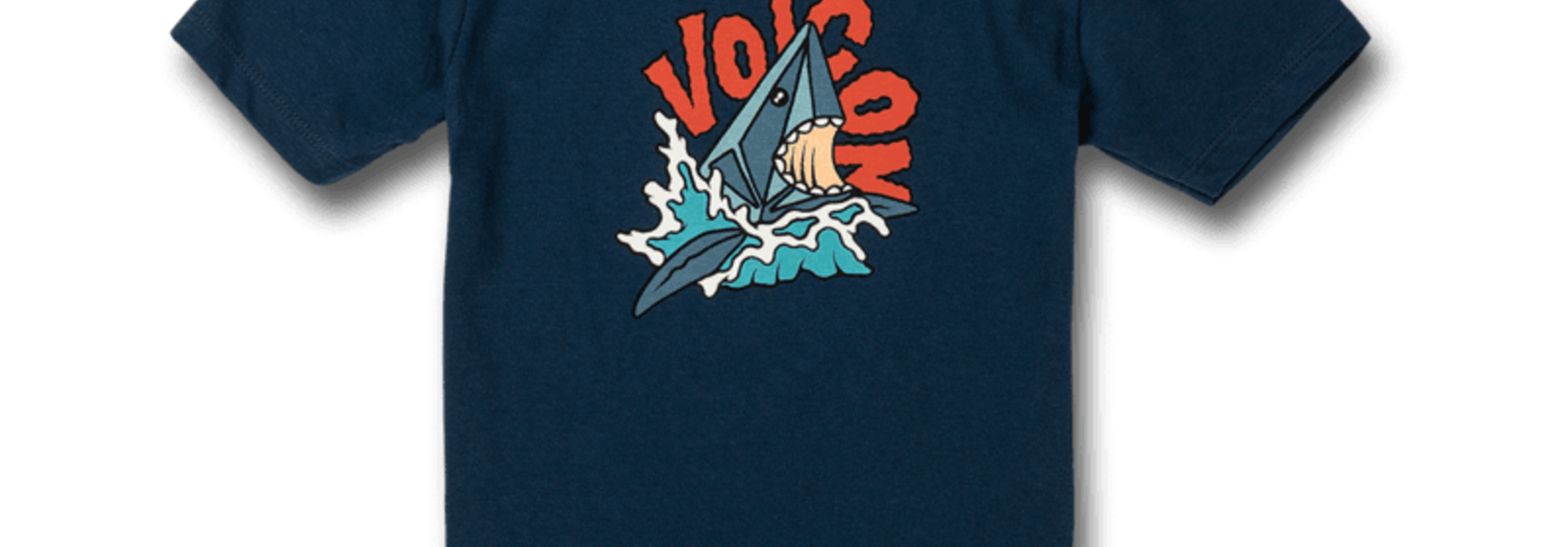 LITTLE BOYS SHARKISH S/S TEE
