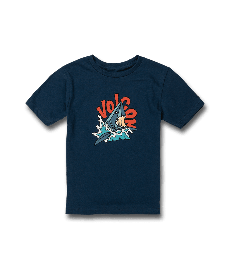 LITTLE BOYS SHARKISH S/S TEE-1