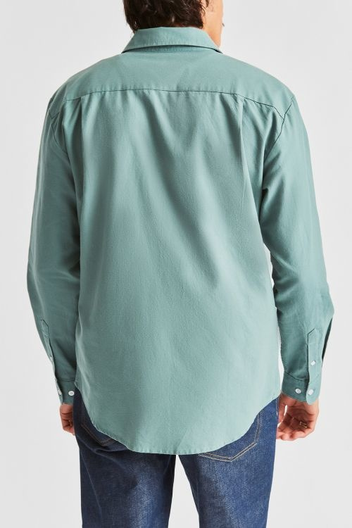 Charter Oxford L/S Woven-3